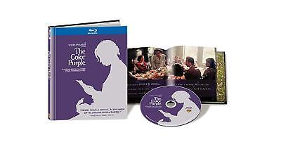 The Color Purple (1985) Blu-Ray DigiBook BRAND NEW Free Shipping