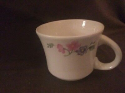 made in china floral pattern coffee tea cup vintage