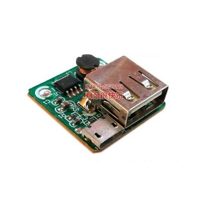 2in1 Micro USB 5V Lithium Li-ion 18650 Battery Charger Module Board Power Bank