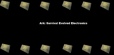 ARK SURVIVAL EVOLVED Metal Motor Boat PVE-Xbox ONE Official SERVERS