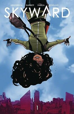 Skyward #1 1St Print - Optioned - Nm