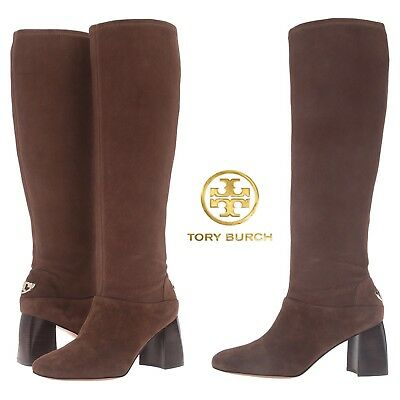 ed055895d4c5 TORY BURCH SIDNEY 70mm Boot Women s Boots High Winter Easy Pull On Suede  NIB -  349.95