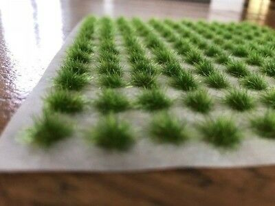 Static Grass Tufts Self-Adhesive summer grass 5mm
