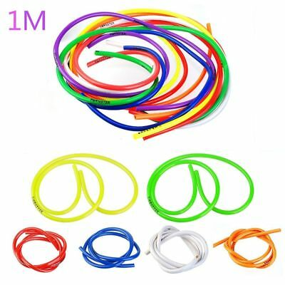 1M Practical Soft Pipe Motorcycle Gas Oil Hose Petrol Tube Fuel Line Modified