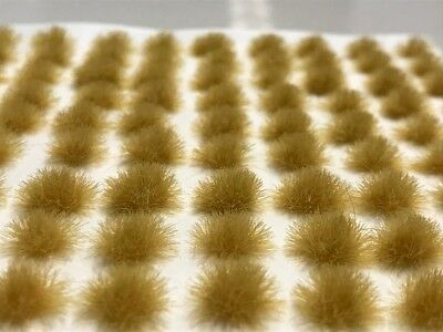 Static Grass Tufts Self-Adhesive dead grass 3mm high