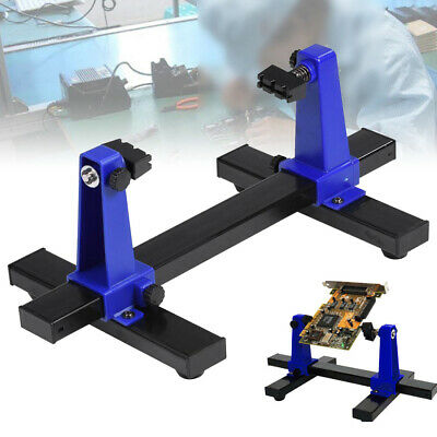360° Adjustable PCB Holder Printed Circuit Board Soldering Assembly Clamp Tool