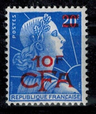 Réunion timbres N° 337 neufs **