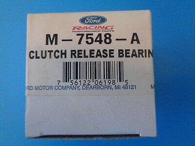 M-7548-A Clutch Release Bearing - Ford Racing Parts