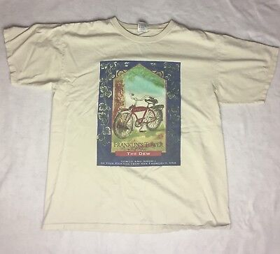 Franklins Tower Shirt - Size Large - Grateful Dead Fat Tire Colorado