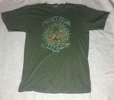 2011 Furthur Fall Tour Shirt - Size Large - Grateful Dead