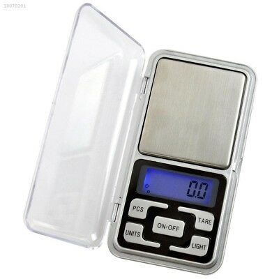 Precision Mini 500g 0.1g Digital Lab Gold Scale Weight Electronic Pocket D05CFD1