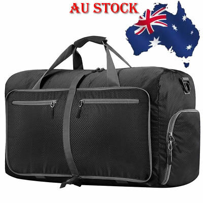 Overnight Tote Training Gym Sport Travel Bags Waterproof Duffle Carry On Luggage