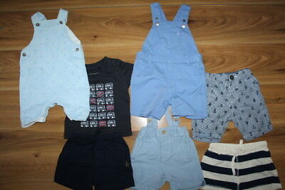 M&S H&M GAP Matalan etc boys summer bundle 6-9 months *I'll combine postage*