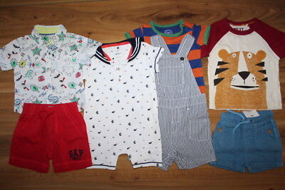 NEXT M&S Joules Junior J etc boys summer bundle 6-9 months *I'll combine postage