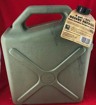 New Reliance 6 Gal/23L Desert Patrol Water Container