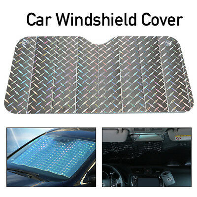 Car Windscreen UV Laser Sun Shade Windshield Cover Snow Frost Dust UV Protector