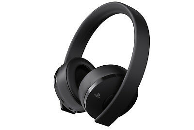 Auriculares inalámbricos PLAYSTATION para PS4 Wireless Gold
