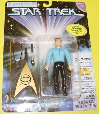 Star Trek Playmates  Classic - Dr. McCoy in dress Uniform #16155