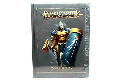 Warhammer Age of Sigmar Soul Wars Core Rulebook Hardcover New Edition