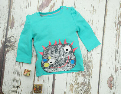 Blade and Rose Messy Monster Top  0-6, 6-12 Months 1-2, 2-3 & 3-4 Yrs BNWT