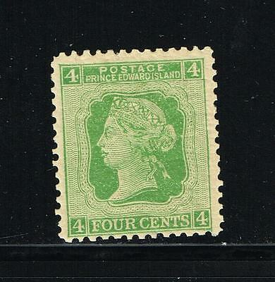 Prince Edward Is stamp - MNH Unitrade 2015 #14 Queen Victoria - 1872 issue