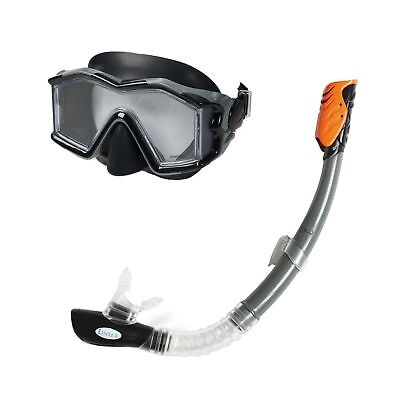 Intex 55961Explorer Pro Mask with Snorkel, Black .