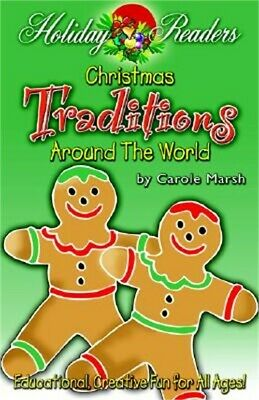 Christmas Traditions Around the World (Paperback or Softback)