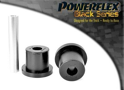PF99-107BLK SUPPORTI POWERFLEX BLACK UNIVERSAL Top Hat Bushes,3