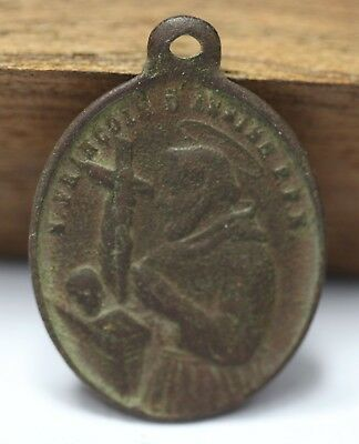 ANCIENT bronz amulet  from northern Europe