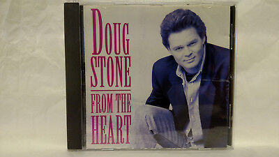 From the Heart by Doug Stone (CD, 1992, Sony Music) - Near Mint!