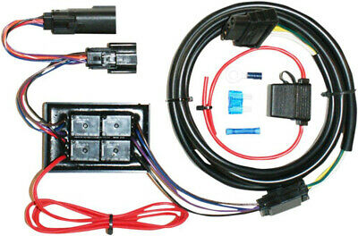 Harness trailer wiring kit 4 wire plug and play - HARLEY DAVIDSON GLIDE ABS U...