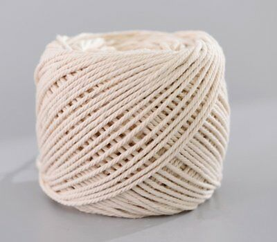 (3mm x 200m(about 218 yd)) Handmade Decorations Natural Cotton Bohemia Mac..