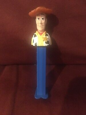 Woody Toy Story Pez Dispenser
