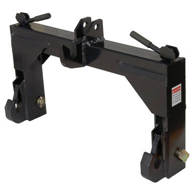 3 Point Linkage Quick Hitch - Category 2, suits tractors to 75hp