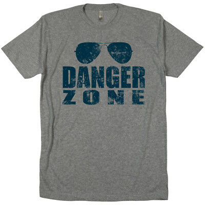 Danger Zone Top Gun 2 USA Merica Maverick Goose Ice Man military veteran t shirt