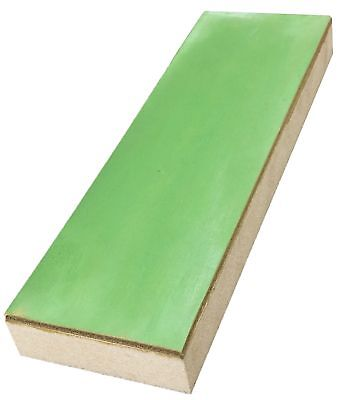 Knives Plus Strop Strop Block, Leather Sharpening Strop, 8 long""
