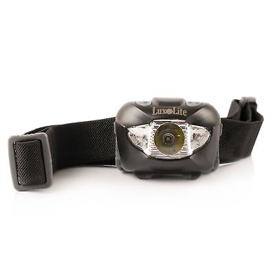 LED Headlamp Flashlight with Red Led Light - Brightest Headlight Lamp for