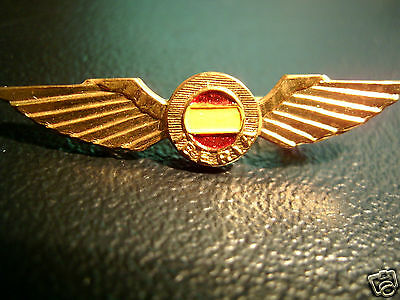 Original BROSCHE IBERIA Airline made in Spain Antecknadel Pin TOP