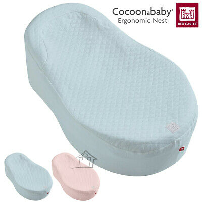 NEW Red Castle Cocoonababy SPARE FITTED SHEET Baby Newborn Sleep -Nest Not Incld