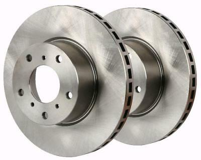 New Ultima Front Pair Of Rotors Holden Commodore Police Vt Vx Vy Vz 1997-2007