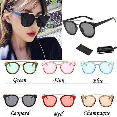 Women Ladies Fashion HD Sunglasses Eyewear Designer Girl Oversize Vintage Shades