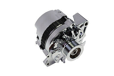 A -Team Performance GM CS130 Style 160 Amp Alternator with Serpentine Pulley