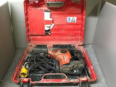 Hilti TE 7-C 110v 660w Rotary Breaker Hammer Drill With Hard Case - USED