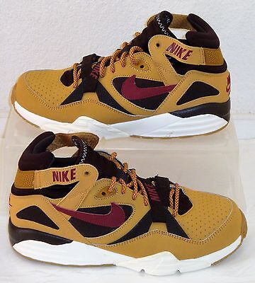 sports shoes 03cf2 f655b New Nike Shoes Air Trainer Max 91 Haystack Brown Mens US Size 9 UK 8 EUR