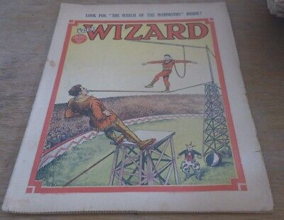 The Wizard,  10/2/34