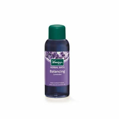 Kneipp Balancing Herbal Bath Oil 100ml (Lavender)