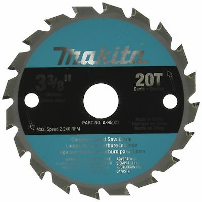 Makita A-95021 3-3/8-Inch T.C.T. Saw Blade For Wood