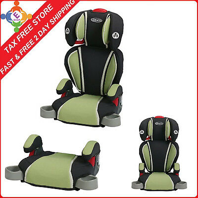 Best High Back Booster Car Seat For Kid Child Baby Toddler Chair Backless