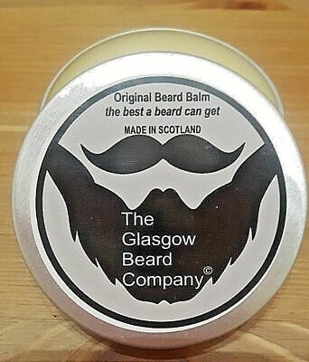 Beard Balm/the Glasgow Beard Company, 100% Natural Organic Ingredients 30Ml/1Oz
