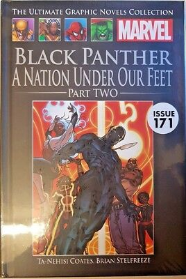 Marvel = Ultimate Graphic Novel Collection = # 171 = Black Panther = Part Two